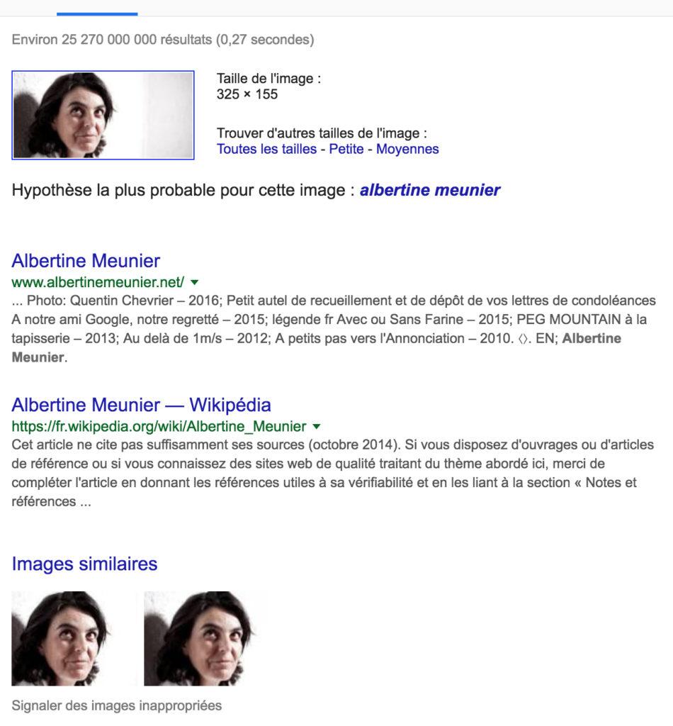 Albertine Meunier