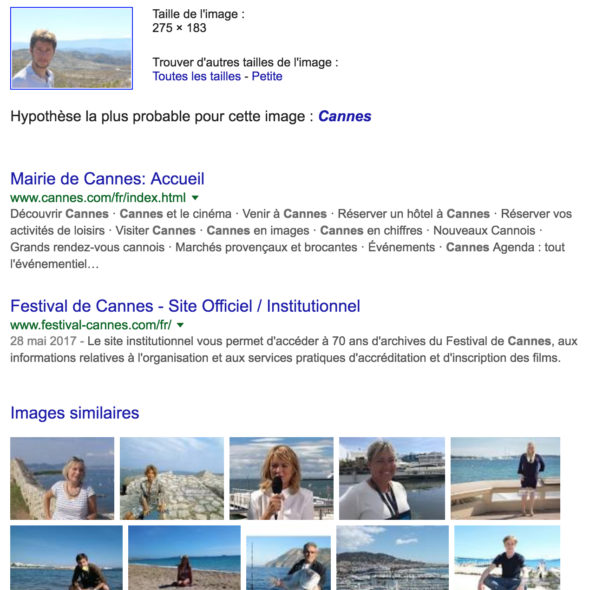 Arnaud Maisetti Cannes