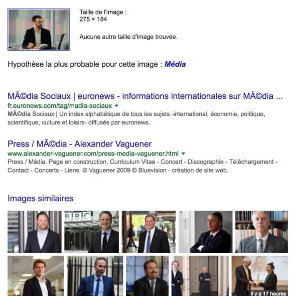 Gabriel Gaudette Média